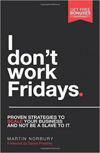 i don't work fridays