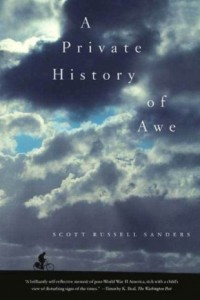 private history of awe