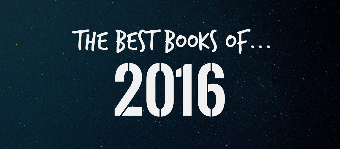 best books of 2016