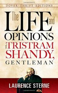the life opinions of tristram shandy, gentleman