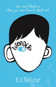 wonder by rj palacio