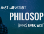 most important philosophy books