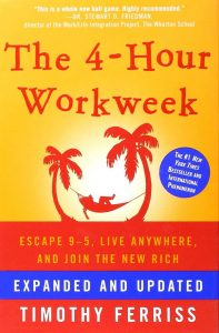the four hour work week by tim ferries