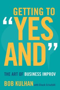 getting to yes and by bob kuhlan