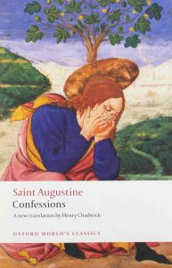 confessions st augustine