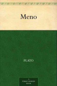 meno - best philosophy books for beginners