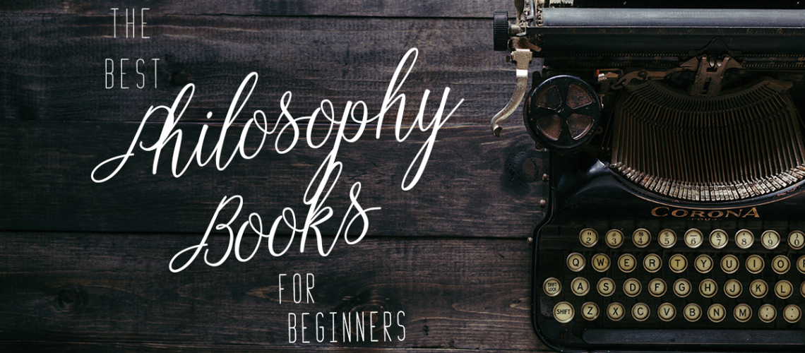 best philosophy books for beginners