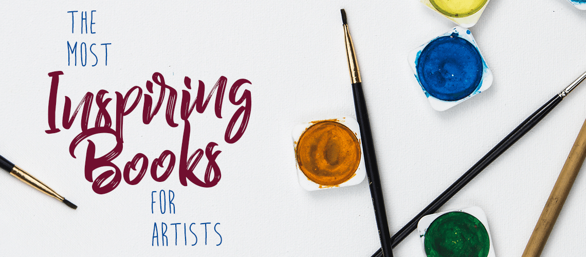 most inspiring books for artists