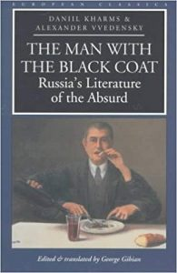 the man with the black coat - best books for aspiring comedians