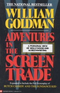 adventures in the screen trade - best books for aspiring comedians