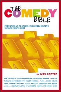 the comedy bible - best books for aspiring comedians