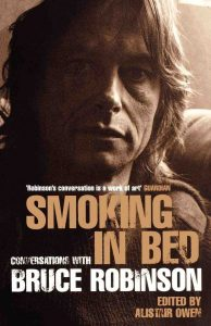 smoking in bed - best books for aspiring comedians