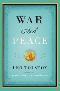 war and peace Leo Tolstoy