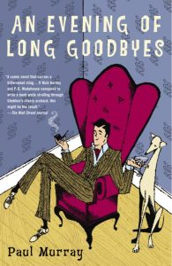 an evening of long goodbyes