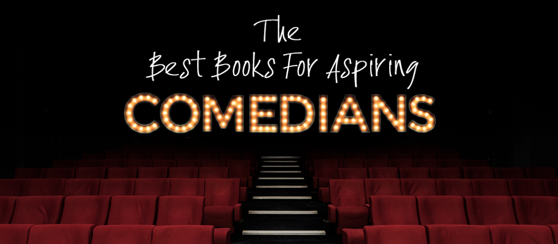 best books for aspiring comedians