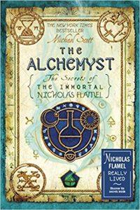 the immortal Nicholas flamel