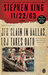 11/22/63 - best Stephen King books