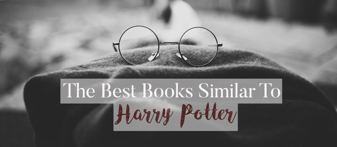 books similar to Harry Potter