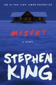 misery Stephen king - best books by Stephen King