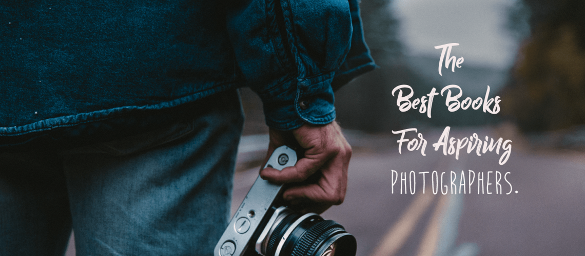 best books for aspiring photographers