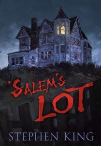 salem's lot - best books by Stephen King