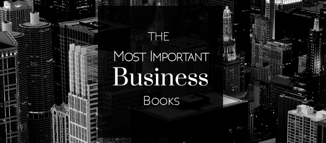 most important business books