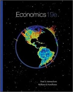 economics paul Samuelson