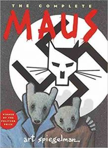 maus - best books of the 1990s