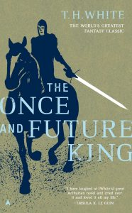 the once and future king - best fantasy books