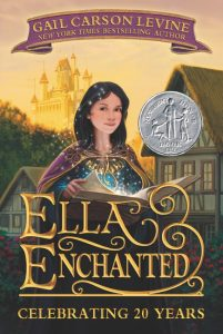 Ella Enchanted best fantasy books