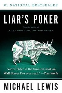 liar's poker - best books of the 1990s